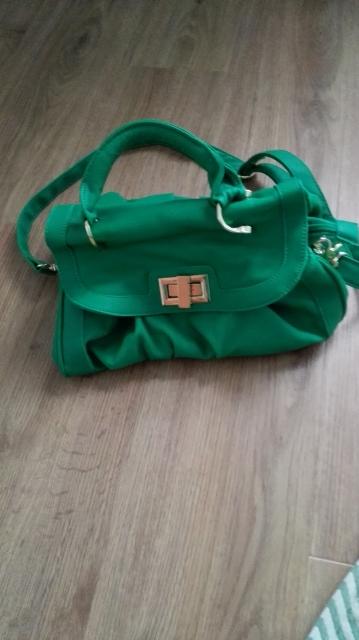 green fashion items