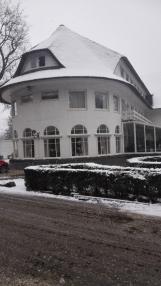 Snow as a present!
