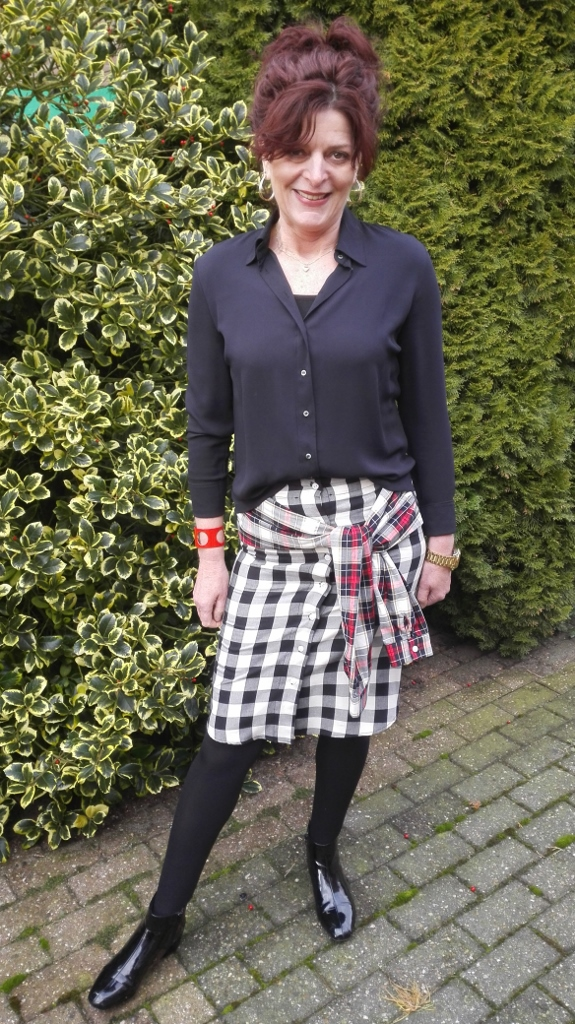 skirt shirt style